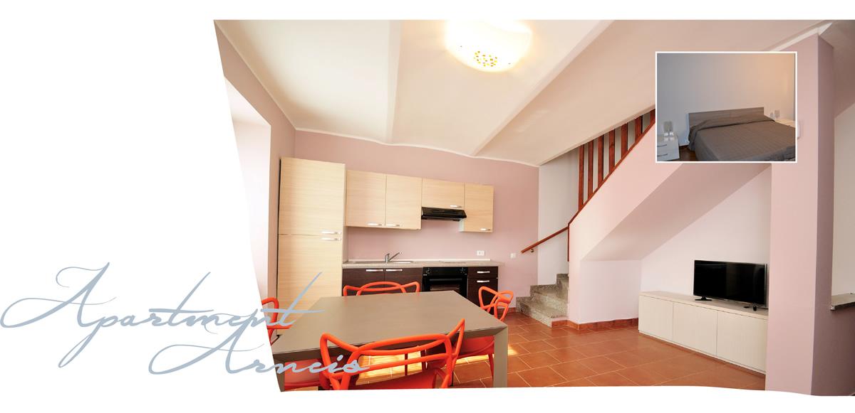 Apartment Arneis.